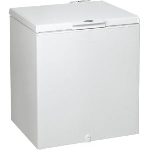Whirlpool WHM2110 - Congélateur coffre 204 Litres