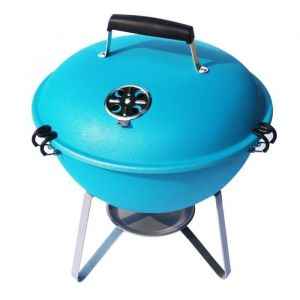Barbecue charbon Nomade en boule