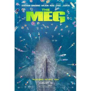 En eaux troubles - the meg [DVD]