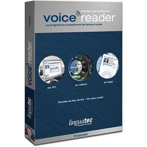 Voice reader : Français pour Windows