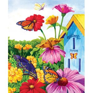 Sunsout Nancy Wernersbach - Butterfly Homecoming