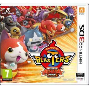 Yo-Kai Watch Blasters Peleton du chat rouge [3DS]