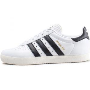 Adidas 350 Blanche Et Noire Baskets/Tennis Homme