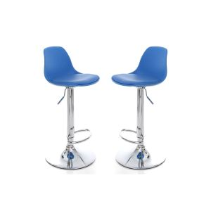 tabouret de bar bleu comparer 449 offres. Black Bedroom Furniture Sets. Home Design Ideas