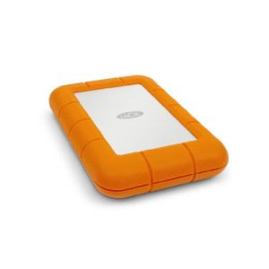 """Lacie 9000294 - Disque dur externe Rugged 1 To 2.5"""" USB 3.0/Thunderbolt"""