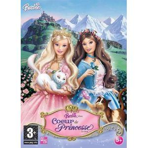 Barbie dans coeur de Princesse [Mac OS, Windows]