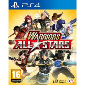 Warriors All Stars sur PS4
