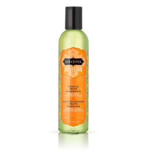 Kamasutra Huile de Massage Naturelle Tropical Fruits