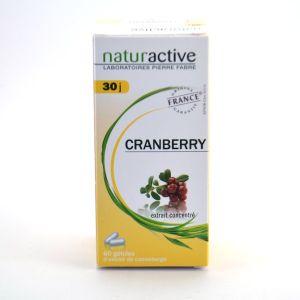 Naturactive Elusanes cranberry - 60 Gélules