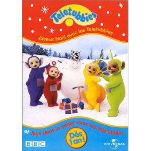 Les Teletubbies - Spécial Noël : Joue dans la neige avec les Teletubbies / Joyeux Noël avec les Teletubbies [DVD]