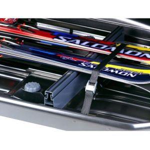 Thule 2 adaptateurs porte-skis pour coffre 6946