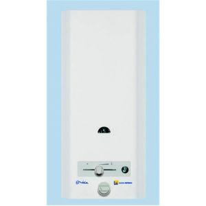 ELM Leblanc Chauffe-eau LM 5 ONDEA Gaz Naturel sans mélangeur (à raccorder à un conduit de fumée) AR -