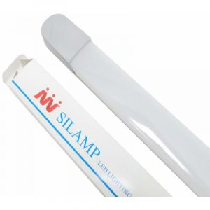 Silamp Réglette Lumineuse LED 120cm Slim 36W - couleur eclairage : Blanc Chaud 2300K - 3500K