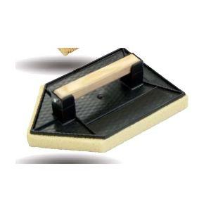 Taliaplast 301602 - Taloche éponge plateau plastique pointue 27 x 18
