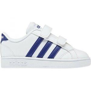 Adidas Chaussures de foot enfant ZAPATILLAS NI?O BASELINE blanc - Taille 21,23 1/2