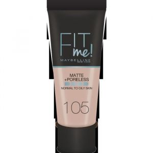 Maybelline Fit Me! Fond de teint 105 Natural Ivory