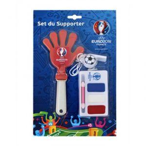 Set du supporter France Euro 2016