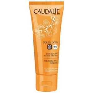 Caudalie Soleil Divin - Soin solaire visage anti-âge SPF50
