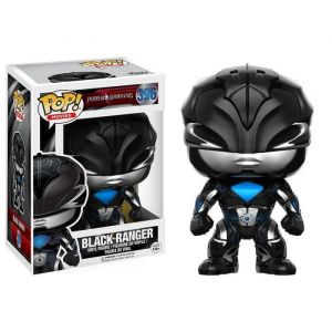 Funko Pop! Figurine Power Rangers Movie Ranger Noir