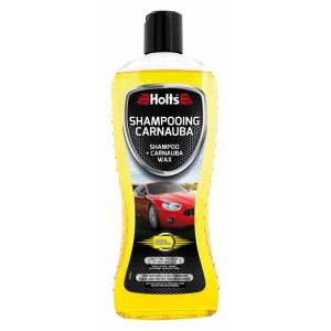 Holts Shampooing - Cire de Carnauba - Finition sans traces