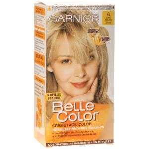 Garnier Crème facil-color, coloration permanente, 6 - blond très clair naturel