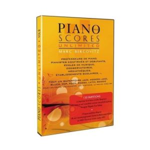 """Piano scores ulimited """"marc bercovitz"""" [Windows]"""