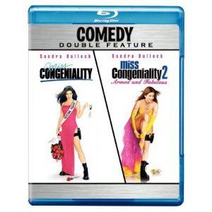 Warner Miss Congeniality 1 & 2 [Blu-Ray] [Import italien]