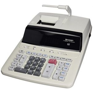Sharp CS-2635RHGY-SE - Calculatrice imprimante