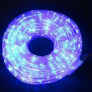 Cordon de Noël 432 LED 8 fonctions bleu (18m)