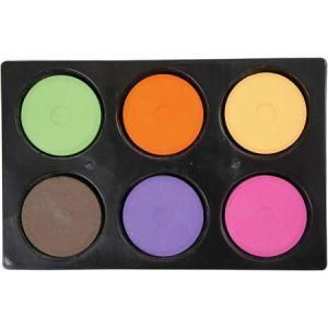 Creotime Colortime - Gouache en palette, d: 57 mm, h: 19 mm, couleur extra, 1se