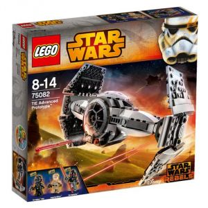 Lego 75082 - Star Wars : TIE Advanced Prototype