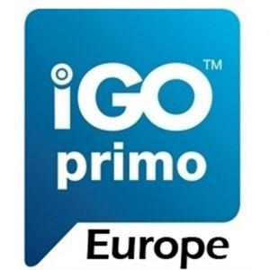 Phonocar Carte de navigation pour camion iGO Primo Europe
