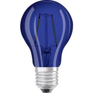 Osram 4058075815995 Ampoule LED Verre 2,00 W E27 Bleu