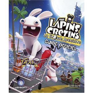 Guide The Lapins Crétins : La Grosse Aventure [NDS, PC, Wii]