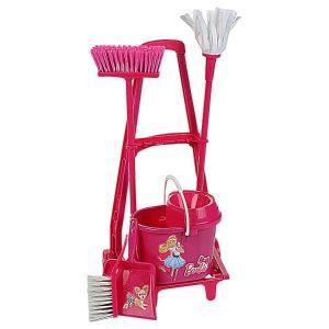 Klein Chariot de ménage Barbie