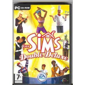 Les Sims Double Deluxe : Le jeu + les extensions Ça Vous Change la Vie et Surprise Partie [PC]