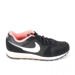 Image de Nike Chaussures MD Runner Noir Rose 749869 004 Noir - Taille 36 1/2
