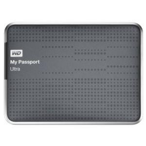 "Western Digital WDBPGC5000A - Disque dur externe My Passport Ultra 500 Go 2.5"" USB 3.0"