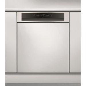 Whirlpool WDBC3C24PX - Lave-vaisselle encastrable 14 couverts