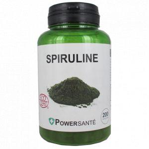 Powersanté Spiruline biologique - 200 comprimés