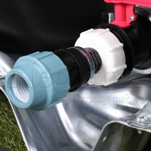 Negomix Adaptateur Droit PE 32 mm