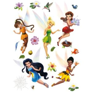 Stickers géant Disney Fairies : La vallée du printemps
