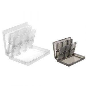 Insten Boîte de Rangement Compartiments pour Cartouches
