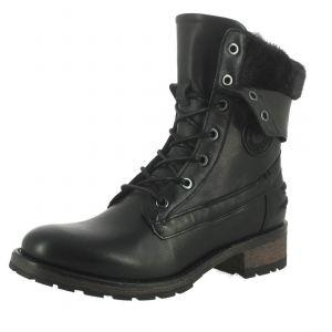 Pataugas Boots Deday Noir - Taille 36,37,38,39,40,41