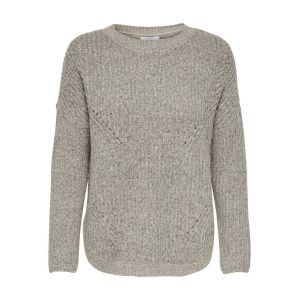 Only Bernice - Pull - gris clair