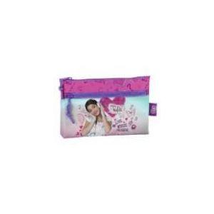 Trousse plate Violetta Disney Music