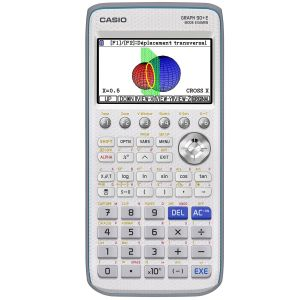 Casio Graph 90+E (Mode Examen) - Calculatrice graphique (lycée et études supérieures)