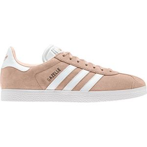 Adidas Originals Gazelle W - Baskets en cuir - lin