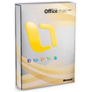 Office Mac 2008 [Mac OS]
