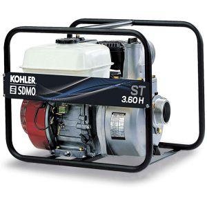 SDMO Motopompe Aqualine Intens essence GX 160 débit 54m3/h eau claires